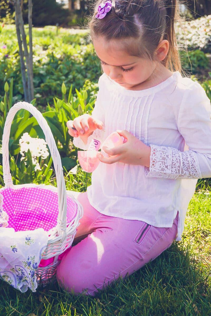 """<p>Hide rewards inside each egg so that instead of candy, your kids get a prize that will last much longer!</p><p><strong>Get the tutorial at <a href=""""https://www.playpartyplan.com/10-fun-and-creative-easter-egg-hunt/"""" rel=""""nofollow noopener"""" target=""""_blank"""" data-ylk=""""slk:Play Party Plan"""" class=""""link rapid-noclick-resp"""">Play Party Plan</a>. </strong></p><p><strong><strong><strong><strong><strong><a class=""""link rapid-noclick-resp"""" href=""""https://www.amazon.com/Prextex-Easter-Eggs-Assortment-288/dp/B06XFWF7JR/?tag=syn-yahoo-20&ascsubtag=%5Bartid%7C10050.g.4083%5Bsrc%7Cyahoo-us"""" rel=""""nofollow noopener"""" target=""""_blank"""" data-ylk=""""slk:SHOP EASTER EGGS"""">SHOP EASTER EGGS</a></strong></strong></strong></strong><br></strong></p>"""