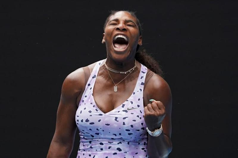 US Open: Down but Not Out, Serena Williams Yells Herself to Win