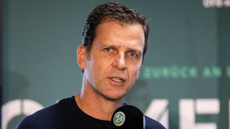 Coronavirus: Bierhoff says coronavirus has accelerated Europe's salary-cap discussion