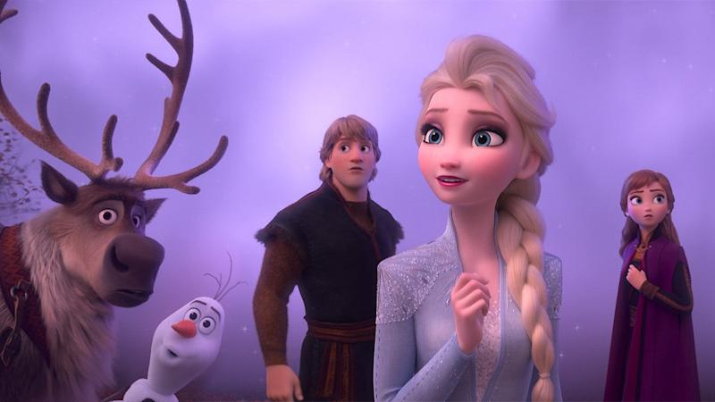'Frozen 2' Is the Highest-Grossing Animated Film Ever