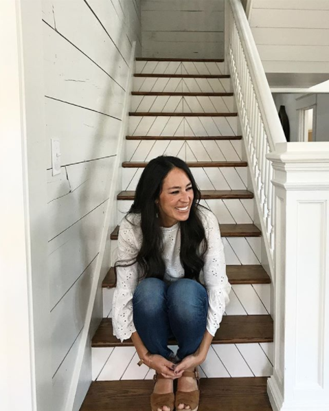 Joanna Gaines Nose Ring Photo