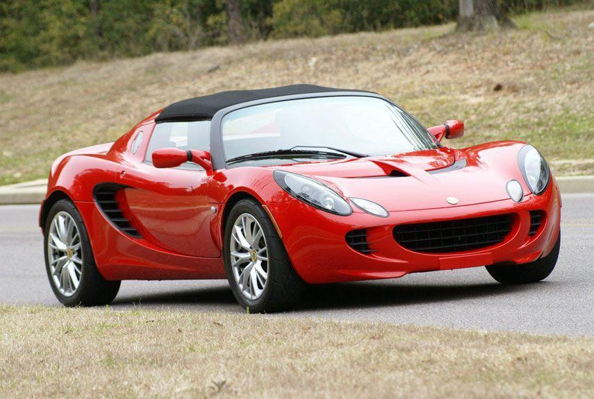 <p>Tiny, lightweight, fast, and nimble. The Elise, along with its more hardcore, track-oriented Exige sibling, defines what Lotus is all about: a connection between driver and road.</p>