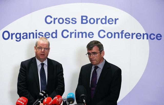 Cross Border Conference on Organised Crime