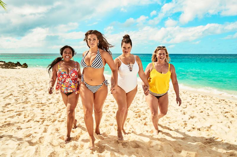 e8a6847496 All the best swimsuits for big busts and curvy bottoms. (Photo: Swimsuits  for