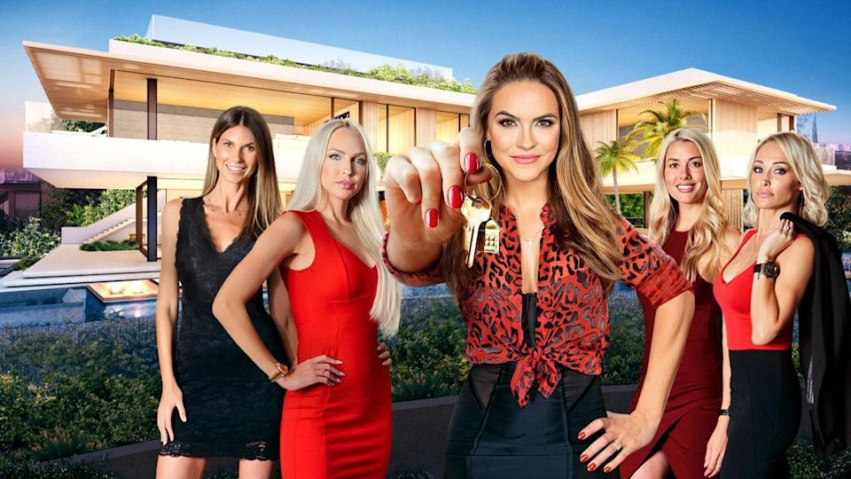"""<p>Not a dating show, but if you've ever thought that <em>Million Dollar Listing</em> needed a lot more drama, then <em>Selling Sunset</em> is for you. Starring <a href=""""https://www.harpersbazaar.com/celebrity/latest/a29903772/this-is-us-justin-hartley-divorce/"""" rel=""""nofollow noopener"""" target=""""_blank"""" data-ylk=""""slk:Justin Hartley's ex-wife"""" class=""""link rapid-noclick-resp"""">Justin Hartley's ex-wife</a>, Chrishell Stause, Season 2 is set to hit Netflix on <a href=""""https://deadline.com/2020/04/selling-sunset-renewed-season-2-netflix-lionsgate-1202914611/"""" rel=""""nofollow noopener"""" target=""""_blank"""" data-ylk=""""slk:May 22, 2020"""" class=""""link rapid-noclick-resp"""">May 22, 2020</a>. <a class=""""link rapid-noclick-resp"""" href=""""https://www.netflix.com/watch/80223012"""" rel=""""nofollow noopener"""" target=""""_blank"""" data-ylk=""""slk:WATCH NOW"""">WATCH NOW</a></p>"""