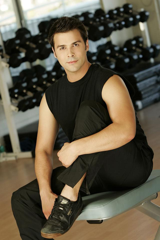 Personal trainer, Jesse Brune on Work Out.