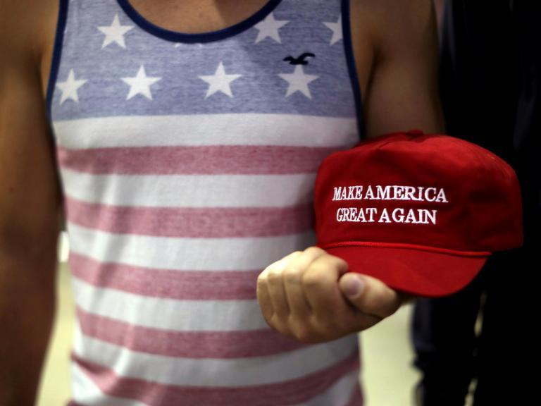 'It's like you have this disease': Trump supporters in New York complain they cannot admit they back president