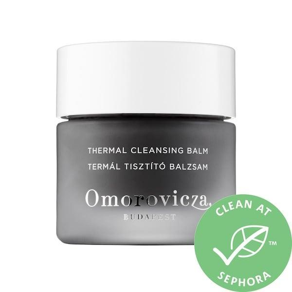 <p>While there are no synthetic fragrances or colors in this <span>Omorovicza Thermal Cleansing Balm</span> ($112), it gets an unmistakable black color from the active Hungarian moor mud cleansing and detoxifying skin, and that gives it a subtle, earthy scent, too.</p>