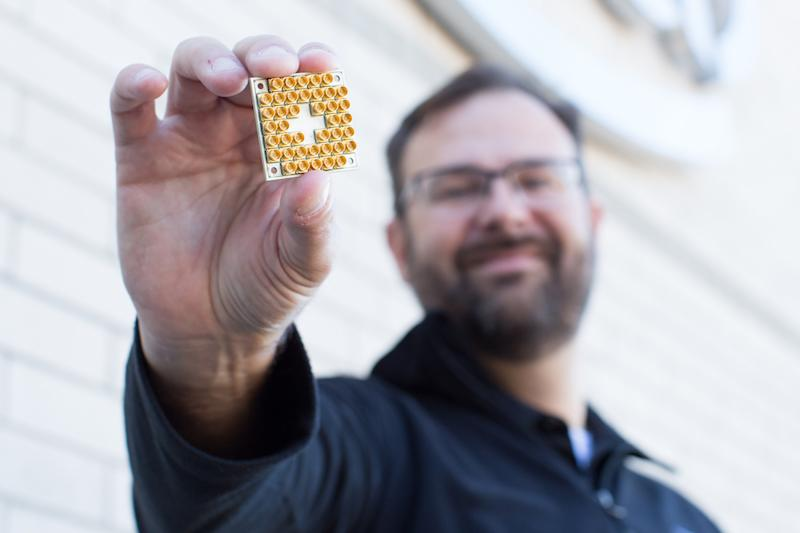 17 qubits from Intel quantum computing collaboration