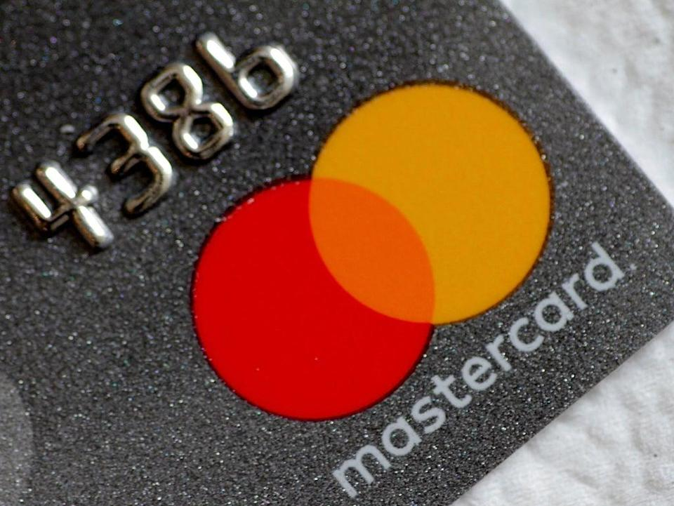 Mastercard is facing the UK's biggest class action trial over its payment fees  (Reuters)