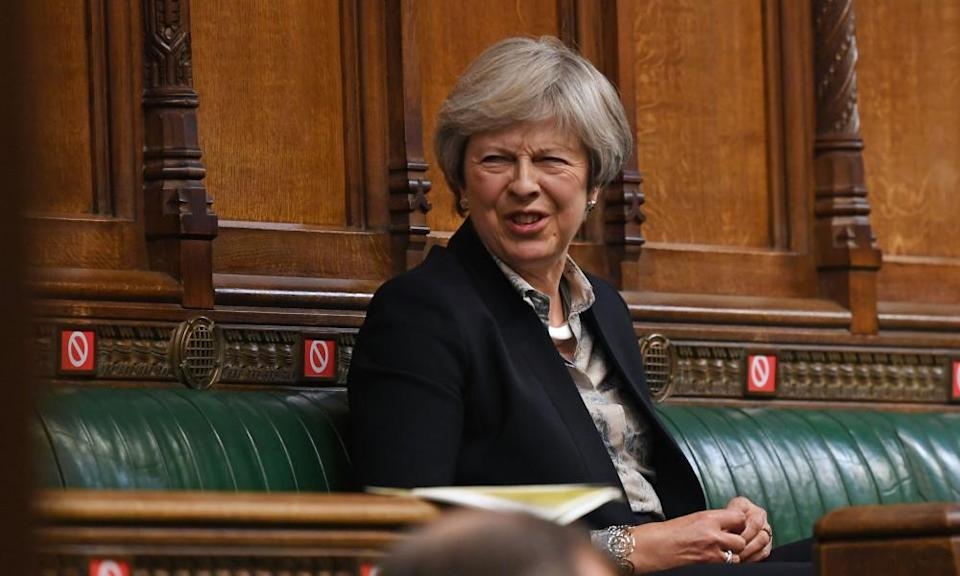 <span>Photograph: Jessica Taylor/UK Parliament/AFP/Getty Images</span>