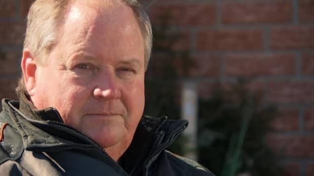 Randy Blondin says his near-death experience from COVID-19 has given him a new perspective on life. The western Quebec man spent more than two weeks in a coma last year. (Radio-Canada - image credit)