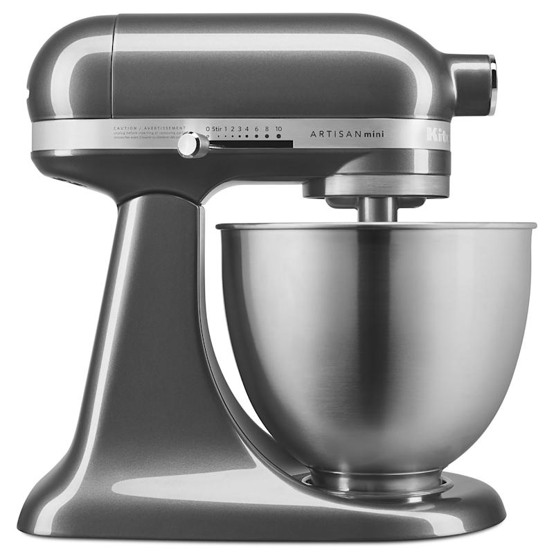 KitchenAid Artisan Mini 3.5 Quart Tilt-Head Stand Mixer (Credit: Walmart)