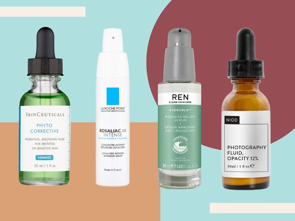 We looked for ingredients that reduced inflammation, moisturised and kept skin feeling its best (The Independent)