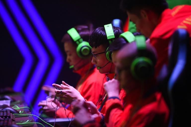 eSports is a medal sport for the first time at the Southeast Asian Games in the Philippines
