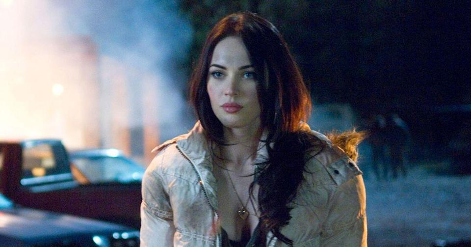 <p>The 2009 horror-comedy came shortly after Fox parted ways with the <em>Transformers</em> franchise. Here she plays a psycho-vampire cheerleader who starts eating boys at her school. And yes, it's as awesome as it sounds.</p>