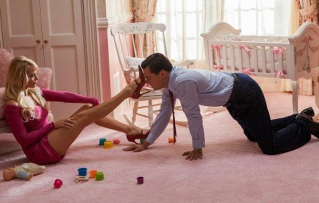 Margot and Leo shared many sexy scenes in the 2013 flick. Source: Paramount Pictures