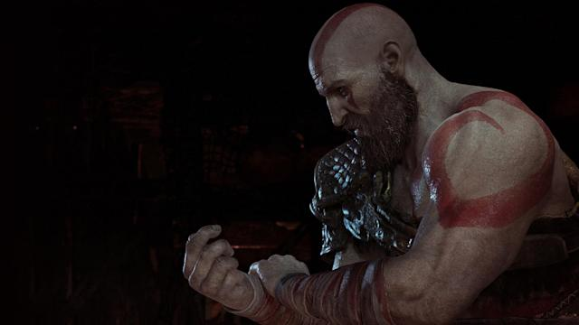 'God of War' presents are far more introspective Kratos than we've ever seen.