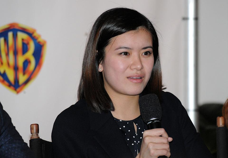 <em>Harry Potter</em> actress Katie Leung is speaking out for the rights of black trans people following Rowling's controversial remarks. (Photo: Gerardo Mora/Getty Images)