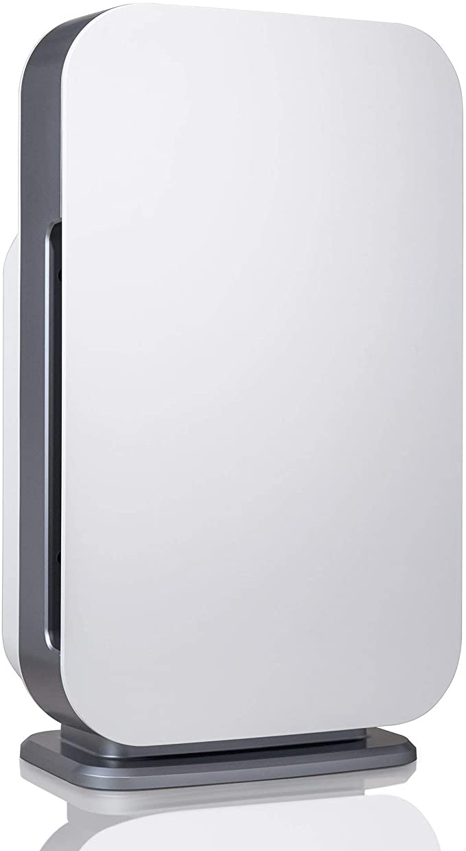 """<h3>Alen Flex Air Purifier</h3><br>This Amazon Choice purifier is meant for large rooms up to 700 sqft, has a 4.7 out of 5-star rating with over 1,800 reviews, and is currently on sale for 30% off. <br><br><em>Shop <a href=""""https://amzn.to/3dFpsrX"""" rel=""""nofollow noopener"""" target=""""_blank"""" data-ylk=""""slk:Alen"""" class=""""link rapid-noclick-resp"""">Alen</a></em><br><br><strong>Alen</strong> FLEX Air Purifier, H13 True HEPA for Large Rooms, $, available at <a href=""""https://amzn.to/35A37az"""" rel=""""nofollow noopener"""" target=""""_blank"""" data-ylk=""""slk:Amazon"""" class=""""link rapid-noclick-resp"""">Amazon</a>"""