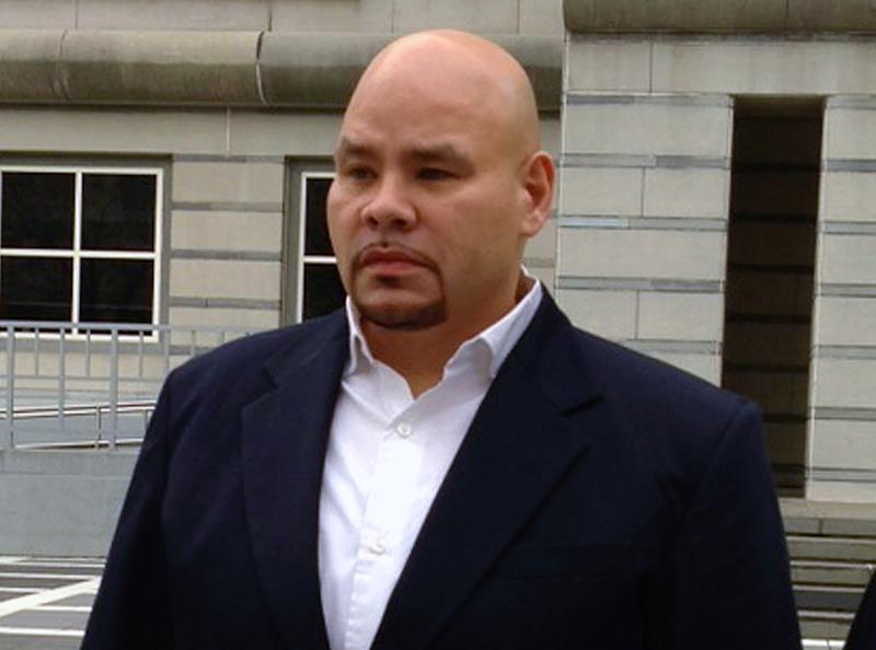 Rapper 'Fat Joe' sentenced in NJ for tax case