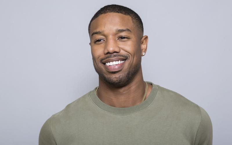 Michael B Jordan, star of Hollywood's latest blockbuster film Black Panther, has pledged his support to the initiative - Invision