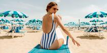 "<p>Daily sunscreen use is important, whether you're out running errands or playing in the waves at the beach for a week. Of course, no two skin types are alike, so we've gathered some of the <a href=""https://www.bestproducts.com/beauty/g1414/best-sunscreen-sunblock-suntan-lotion/"" rel=""nofollow noopener"" target=""_blank"" data-ylk=""slk:best sunscreen lotions"" class=""link rapid-noclick-resp"">best sunscreen lotions</a>, <a href=""https://www.bestproducts.com/beauty/g32449944/best-spray-sunscreens/"" rel=""nofollow noopener"" target=""_blank"" data-ylk=""slk:sprays"" class=""link rapid-noclick-resp"">sprays</a>, sticks, serums, and <a href=""https://www.bestproducts.com/beauty/g27397384/top-rated-powder-sunscreens/"" rel=""nofollow noopener"" target=""_blank"" data-ylk=""slk:powders"" class=""link rapid-noclick-resp"">powders</a> that will work for everyone.<br><br>A broad-spectrum sunscreen with at least SPF 30 is what dermatologists recommend, and if you're going to be in the water or exercising, be sure to use water-resistant or sweatproof products. <a href=""https://www.bestproducts.com/beauty/g1509/best-sunscreen-for-face/"" rel=""nofollow noopener"" target=""_blank"" data-ylk=""slk:Sunscreens for your face"" class=""link rapid-noclick-resp"">Sunscreens for your face</a> should protect your skin from damage without clogging your pores, and sheer formulas can help you avoid a streaky, white cast. Babies and kids often need sunscreen designed for sensitive skin, and you don't want to forget about protection your lips, eyes, hands, and scalp from the sun, too.<br><br>For all of this, we have you covered. Keep these sunscreens in your cart at Amazon, and then head outside for some serious Summer fun in the sun.</p>"