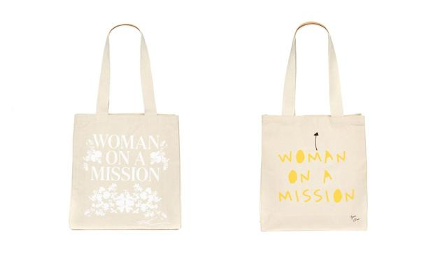 "<p>Feed, founded by Lauren Bush Lauren to fight hunger around the globe, has partnered with four inspirational women: Cleo Wade, Ulla Johnson, Arianna Huffington, and Julia Turshen to create special ""Woman on a Mission"" tote bags. For each tote sold, 10 meals will be provided to school children in need. <br><br>Cleo Wade x Feed Tote, $38, <a href=""https://www.feedprojects.com/cleo-wade-canvas-mission-tote"" rel=""nofollow noopener"" target=""_blank"" data-ylk=""slk:feedprojects.com"" class=""link rapid-noclick-resp"">feedprojects.com</a><br>Ulla Johnson x Feed Tote, $38, <a href=""https://www.feedprojects.com/ulla-johnson-canvas-mission-tote"" rel=""nofollow noopener"" target=""_blank"" data-ylk=""slk:feedprojects.com"" class=""link rapid-noclick-resp"">feedprojects.com </a> </p>"