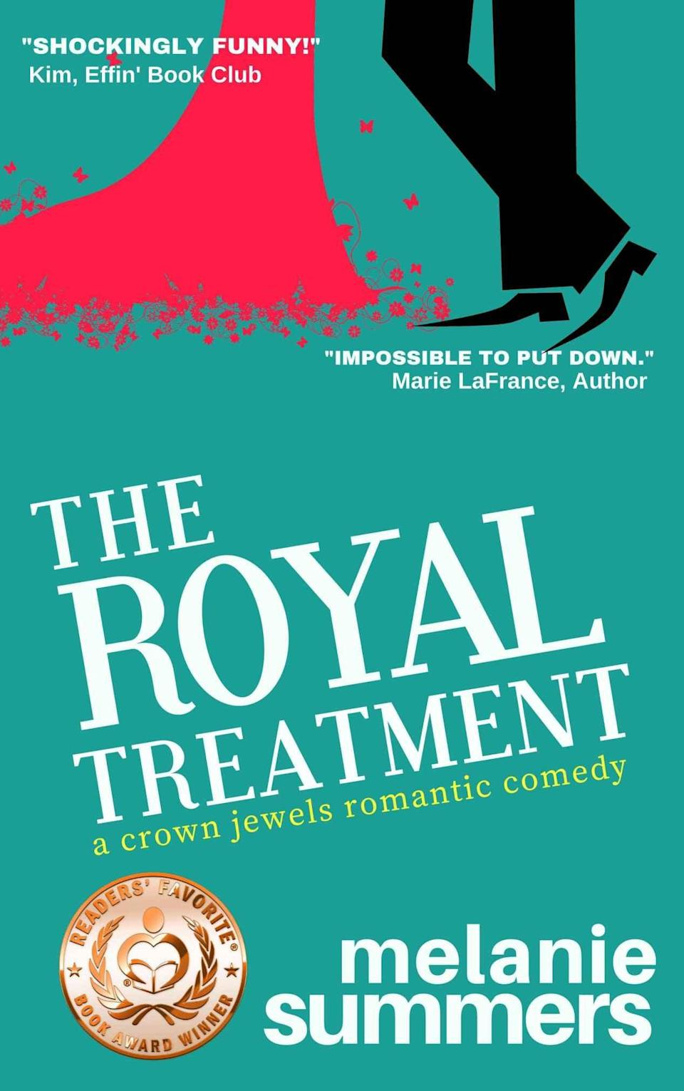 <p>If you like your rom-coms with a side of royalty, look no further than <span><strong>The Royal Treatment</strong> by Melanie Summers</span> ($14). Wannabe journalist Tessa has made a name for herself as a popular critical blogger of Avonia's royal family. So when Prince Arthur himself invites Tessa to come stay with his family for the summer as part of a PR ploy to get her to change her (and her follower's) opinion of them, she accepts, expecting to uncover some real dirt. What she doesn't expect is falling in love with the prince.</p> <p>I know <strong><span>The Royal We</span></strong> is the fan favorite for royal romances (and one I also enjoyed!), but I did find the tone more serious compared to <strong>The Royal Treatment</strong>. When it comes down to a lighthearted love story with some comedic moments, this is it!</p>