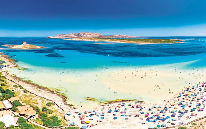 Few places in Europe have better beaches - getty
