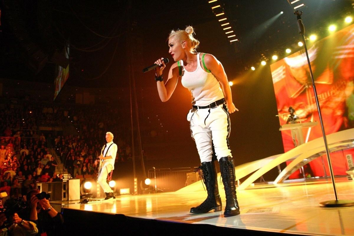 """Though the <strong>Gwen Stefani</strong> punk vehicle hasn't done much in recent years, they still haven't officially """"broken up."""" In fact, No Doubt actually survived their first hiatus—in 2004—when they went on tour in 2009 and then released their 2012 album, <em>Push and Shove.</em> Just one year later, however, the band announced another hiatus in 2013. And this time might be it: In 2018, Stefani started a solo residency at <a href=""""https://www.caesars.com/planet-hollywood/shows/gwen-stefani"""" target=""""_blank"""">Caesars</a>, in Las Vegas."""