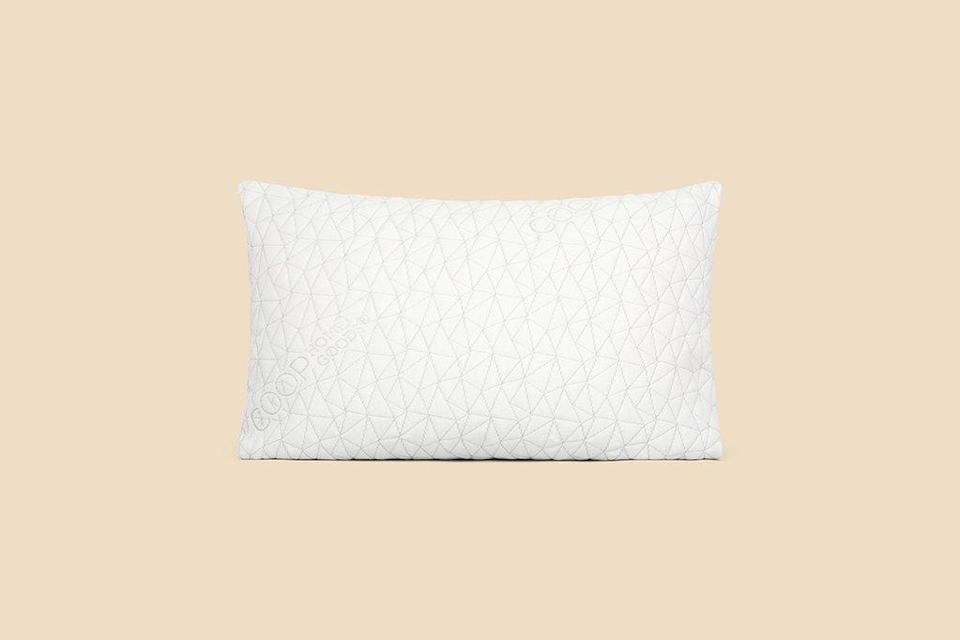 """<h2>Best Memory Foam Pillow For Side Sleepers</h2><br><h3>Coop Home Goods The Original</h3><br>This pillow's memory foam and microfiber blend fill make it the perfect medium-firm support pillow for side snoozers. Even better, it comes with an extra half-pound of fill for customizing and a machine washable cover. <br><br><strong>The Hype</strong>: 4.7 out of 5 stars and 14,219 reviews<br><br><strong>Sound Sleepers say</strong>: """"It's been a little over three weeks since I have been sleeping on my new pillow and this is some of the best sleep I've had in YEARS. I'm a side sleeper and this provides enough support for this position and is still comfortable when I do end up on my back. I'm not tossing and turning to find a comfortable spot — when I wake up I'm in the same position I was when I fell asleep. I've been telling everyone I know about this pillow.""""<br><br><em>Shop <strong><a href=""""https://www.saatva.com/bedding/memory-foam-pillow"""" rel=""""nofollow noopener"""" target=""""_blank"""" data-ylk=""""slk:Coop"""" class=""""link rapid-noclick-resp"""">Coop</a></strong></em><br><br><strong>Coop Home Goods</strong> The Original, $, available at <a href=""""https://go.skimresources.com/?id=30283X879131&url=https%3A%2F%2Fcoophomegoods.com%2Fproducts%2Fking-bamboo-shredded-memory-foam-pillow"""" rel=""""nofollow noopener"""" target=""""_blank"""" data-ylk=""""slk:Coop Home Goods"""" class=""""link rapid-noclick-resp"""">Coop Home Goods</a>"""