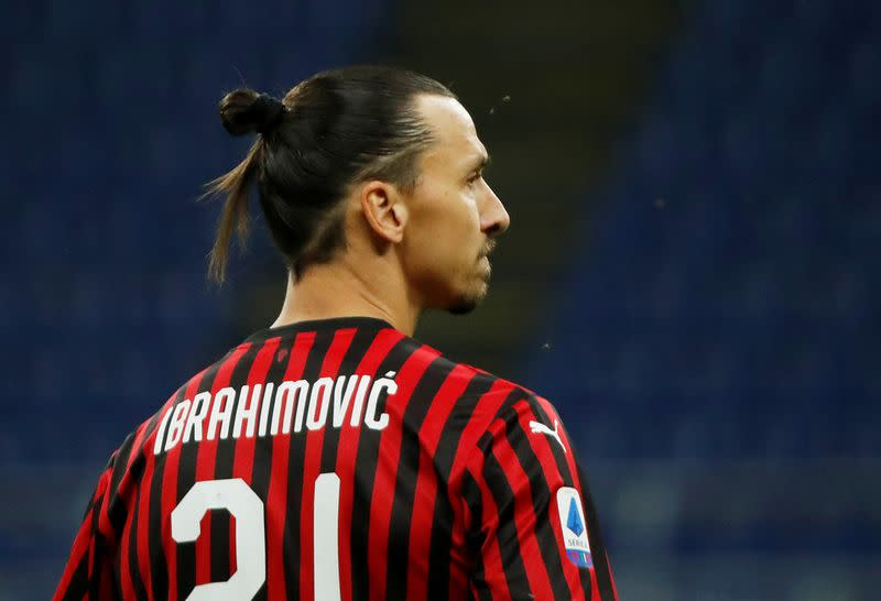 Irrepressible Ibrahimovic scores twice as Milan win opener