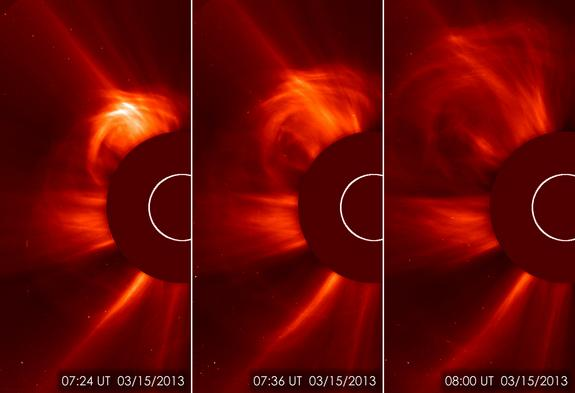 Sun Eruption Supercharges Northern Lights Displays This Weekend