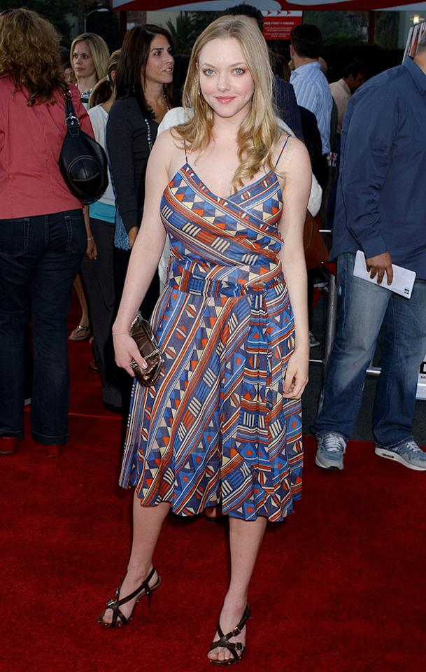 Amanda Seyfried (Photo by Gregg DeGuire/WireImage)