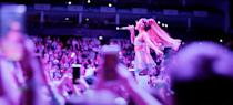 """<p>This documentary invites audiences to witness the behind-the-scenes preparations for <a class=""""link rapid-noclick-resp"""" href=""""https://www.popsugar.co.uk/Ariana-Grande"""" rel=""""nofollow noopener"""" target=""""_blank"""" data-ylk=""""slk:Ariana Grande"""">Ariana Grande</a>'s The Sweetener World Tour, and get a look at the singer's life on the road before her performance in London.</p> <p><a href=""""https://www.netflix.com/title/81238721"""" class=""""link rapid-noclick-resp"""" rel=""""nofollow noopener"""" target=""""_blank"""" data-ylk=""""slk:Watch Ariana Grande: Excuse Me I Love You on Netflix"""">Watch <strong>Ariana Grande: Excuse Me I Love You</strong> on Netflix</a>.</p>"""