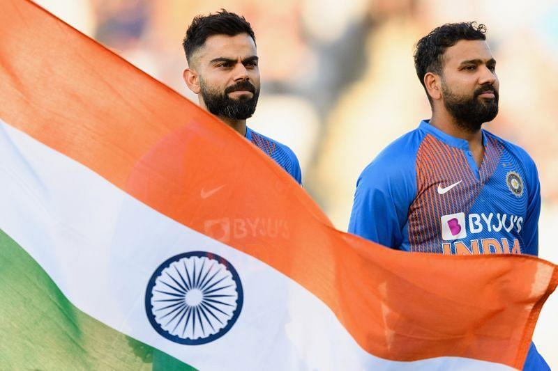 Virat Kohli leads the Indian cricket team in all formats of the game.