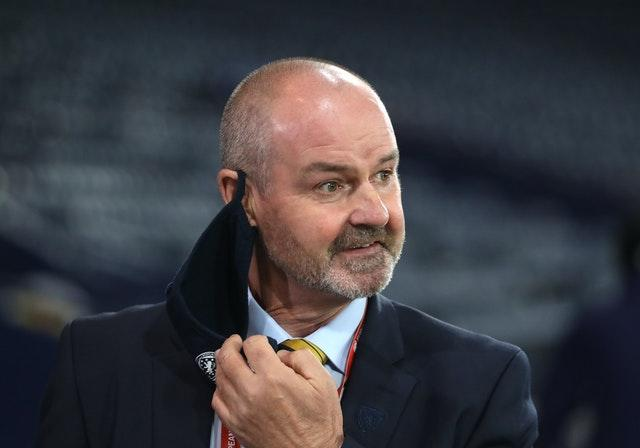 Scotland manager Steve Clarke saw his initial squad depleted by injury and illness