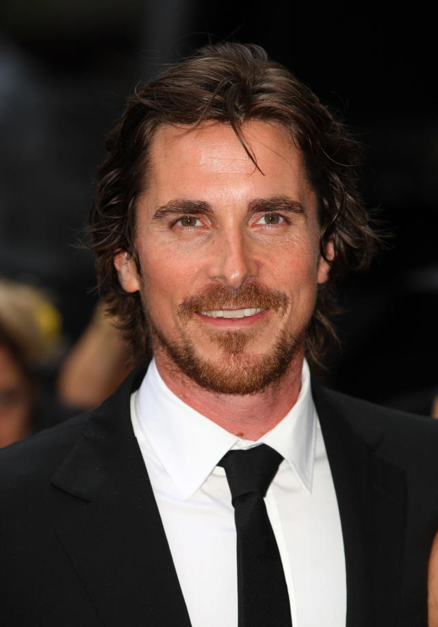 Christian Bale's assistant said he had to get close to the actor. (Photo: Getty Images)
