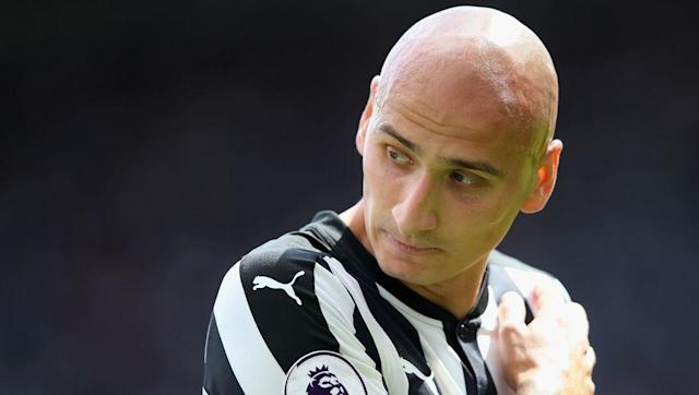 <p>No hair. A deathly stare. An evil streak. A lack of footballing ability.</p> <br><p>The comparisons between Jonjo Shelvey and Lord Voldemort are endless, and ensure that Shelvey absolutely does not look like a footballer.</p> <br><p>As a result of his links with the Dark Lord, Shelvey has struggled when in the company of people called Harry and this explains his sending off this weekend as Harry Kane's presence brought out a rashness in poor Shelvey who eventually purposely stepped on Spurs' Dele Alli causing the ref to rightly brandish a red card. </p>