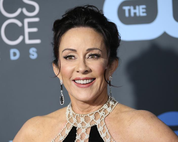 Actress Patricia Heaton, 63, shared on Instagram that she is celebrating three years of sobriety. (Photo: Axelle/Bauer-Griffin/FilmMagic)