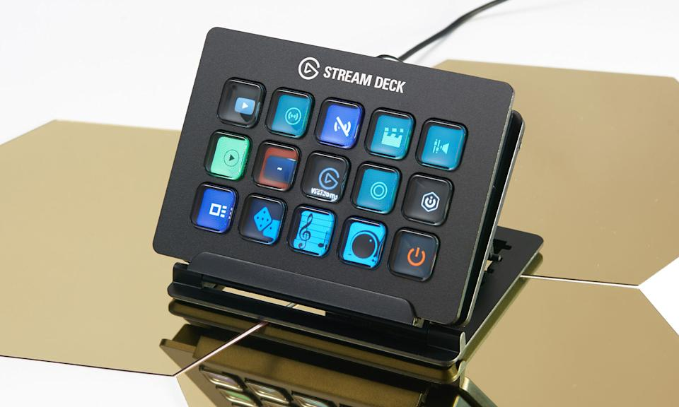 Holiday Gift Guide: Elgato Stream Deck