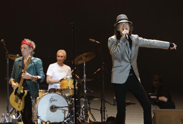The Stones at O2