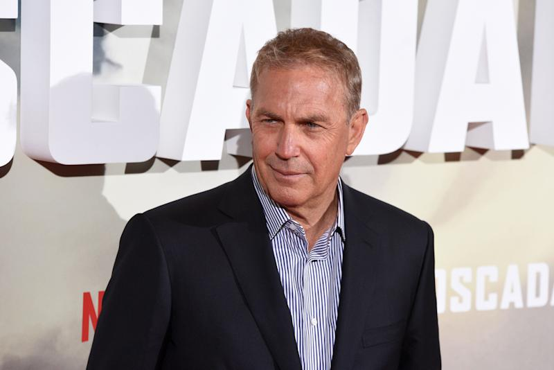 Kevin Costner à Madrid le 25 mars 2019. (Photo: SIPA USA/PA Images)