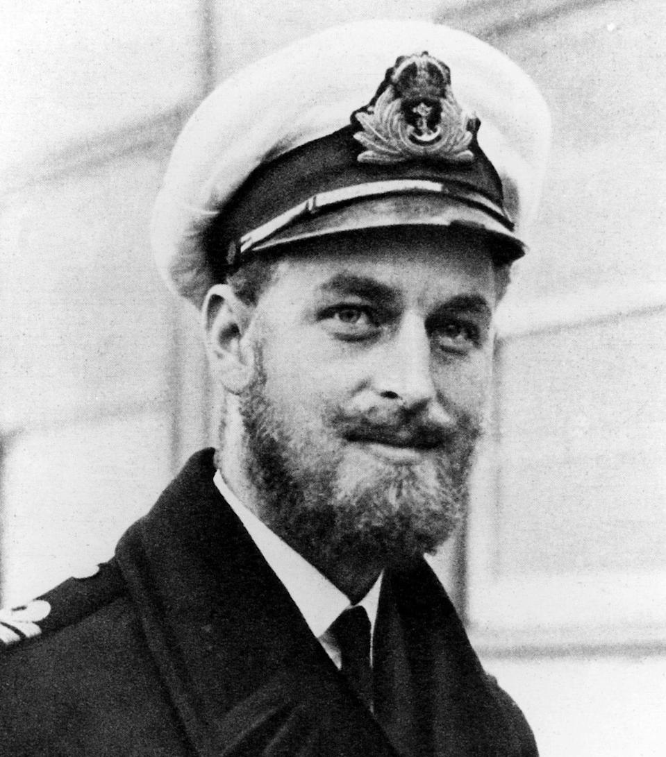 Prince Philip was enormously proud of his Naval career - CAMERA PRESS/ILN