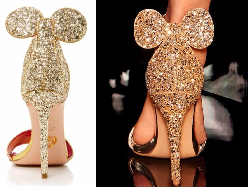 da7cdfc2e46 Primark is selling Minnie Mouse heels that look exactly like an ...
