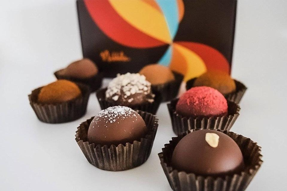 <p><span>Nibble's Chocolate Vegan Truffle Box</span> ($20) is always a hit among my pickier friends. With eight flavors per box (dark chocolate, raspberry, coffee, pomegranate sea salt, oat vanilla, chai, Mexican chocolate, and lemon), there are plenty of tasty options to love.</p>