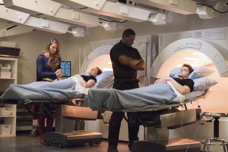 Supergirl recap: 'Of Two Minds'