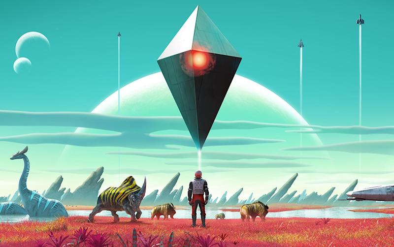 No Man's Sky (Sony/Hello Games)