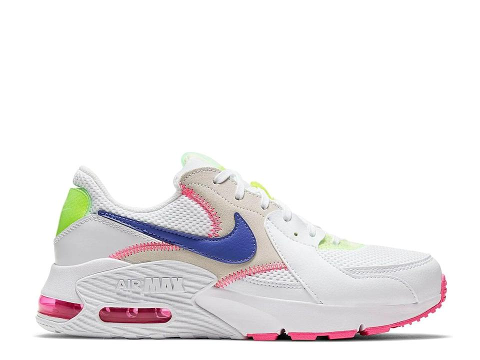 <p>These cool <span>Nike Air Max Excee Sneakers</span> ($90) are the perfect spring kicks that go with everything from jeans to lounge sets.</p>